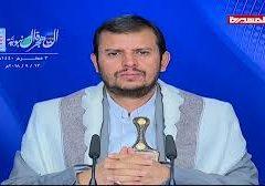 نص كلمة قائد الثورة السيد عبدالملك بدرالدين الحوثي حول آخر التطورات الميدانية والسياسية